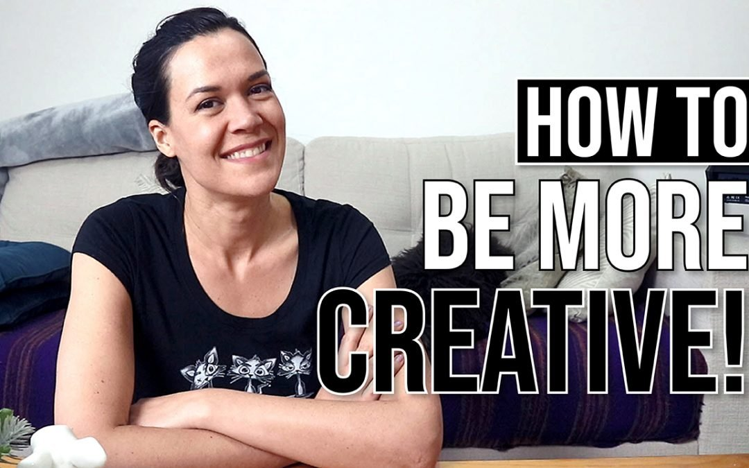 Be More Creative – 5 Hacks for Generating That Creative Spark