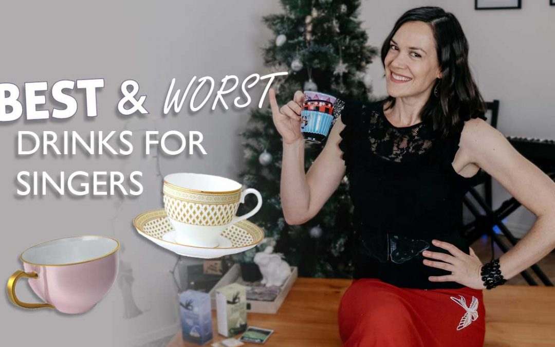 Best and Worst Drinks for Your Voice